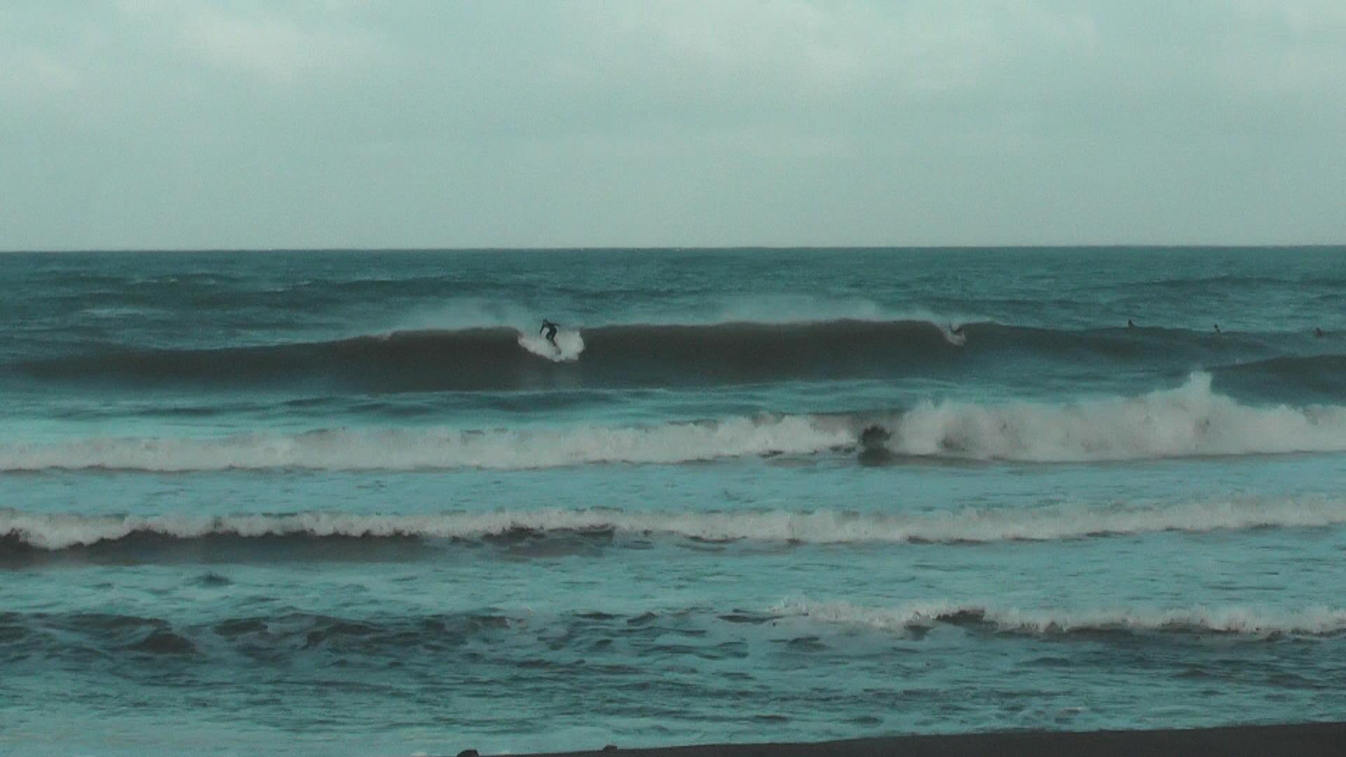 11月4日 日本海サーフィン Feel Surf 北海道旭川市のサーフ